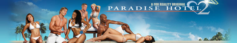 Paradise Hotel - Paradise Hotel är en amerikansk reality-TV-program som sändes på Fox 2003, MyNetworkTV och Fox Reality Channel under 2008. I showen, en grupp av enski...