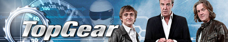 Top Gear is a BAFTA and Emmy award winning British television series about motor vehicles, primarily cars. It began in 1977 as a conventional motoring magazine show. Over time, and especially since a relaunch in 2002, it has developed a quirky, humorous style. The show is currently presented by Jeremy Clarkson, Richard Hammond and James May, and has featured three different test drivers known as The Stig (the first dressed in a black racing outfit, and the second and third dressed in a white one).